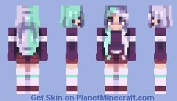 Midnight // st Minecraft Skin