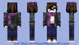 it me Minecraft Skin