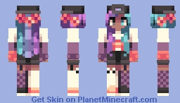 Angel_15 // st Minecraft Skin