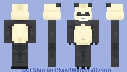 Panda v2 Minecraft