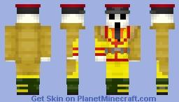 Pandora's actor (Overlord) Minecraft Skin