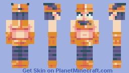HFPBL - birbgirl Minecraft Skin