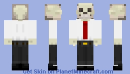 Head of the IRS -- Urban Legends - Skin Contest -- Minecraft