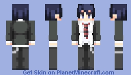 Rin Okumura - Blue Exorcist Minecraft