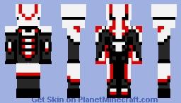 RobotiCraft Minecraft Skin