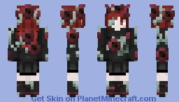 ЯӨƧΣ (come back to skins) Minecraft Skin