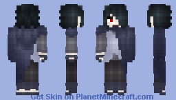 Sasuke Uchiha (Boruto) Minecraft Skin