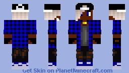 Urban boy Minecraft Skin