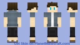 Scyien - For the meme Name. Minecraft Skin