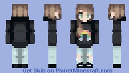 ♦ Request for vonu ♦ Minecraft Skin