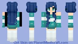 Oceana Minecraft Skin