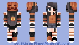 Is a Horn Popping Out????? - contest entry on skindex Minecraft Skin