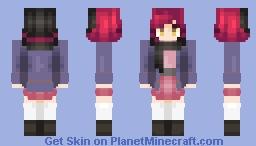 hold my hands -- request -- ɐᴉlǝɥdo Minecraft Skin