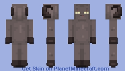 Urban Legends - Goat Man ☠ Minecraft Skin