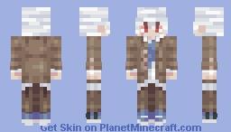 ►Beast or Human◄{Poppy-Reel!} Minecraft Skin