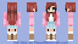 This Town // Fanskin Minecraft Skin