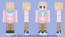 -={ Joseph Christiansen }=- Minecraft Skin