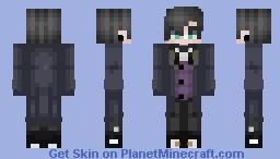 -={ Oswald Cobblepot }=- Minecraft Skin