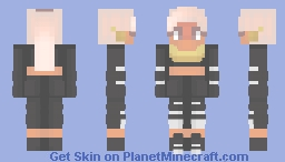 heres take two as we vomit socks together Minecraft Skin