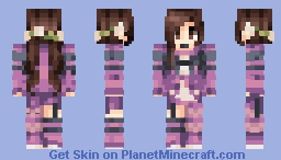 aye aye for a contest Minecraft Skin