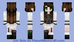 You're My Starlight~ Minecraft Skin