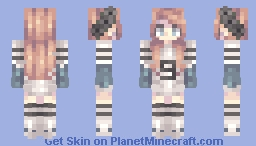 ♥ÃηGΣΙ_15♥Stay Tonight //ST Minecraft Skin