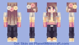 st with Misss (POPREEL ALREADY HOW DOES THIS EVEN HAPPEN??) Minecraft Skin