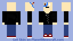 Inspiron - Contest Entry (NOT Urban Legends you fool) Minecraft Skin