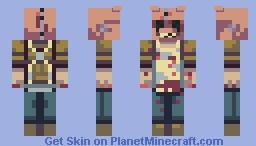 Halloween -The Butcher Minecraft Skin