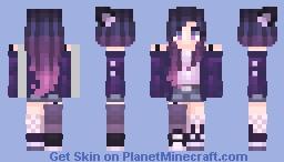 Twilight Wolf Minecraft Skin