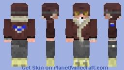 Fighter Pilot (WWI) Minecraft