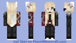 J-JUST TAKE IT ... Minecraft Skin