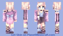 Fusion Minecraft Skin