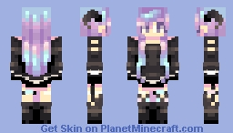 Little Star Minecraft Skin
