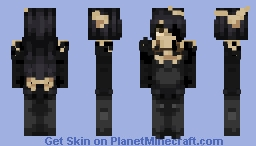 Alice Angel Minecraft Skin