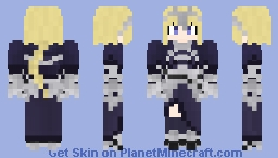 Fate/Apocrypha - Jeanne d'Arc Skin 2/2 Minecraft