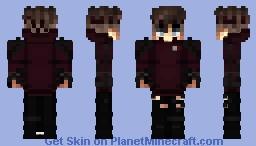 New Skin Edit: BriceBBrice Minecraft Skin