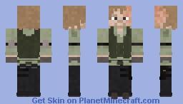 Dwight [Comic] [Whisperer War] // The Walking Dead Minecraft