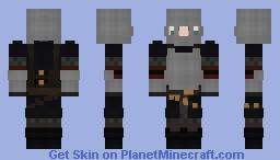 Witcher 3: Mag Deira Armour Minecraft Skin