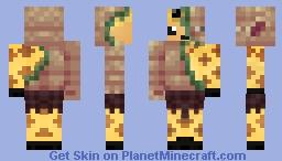 For Bone Minecraft Skin