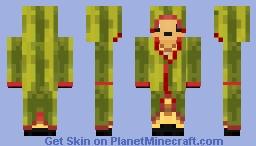 Jaffy haloween Minecraft Skin
