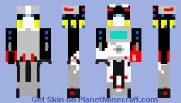 mindstorms; EV3storm Minecraft Skin