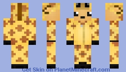 Jaffy Mankini Minecraft Skin