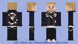 Jax Teller [4x14/Vest]  // Sons of Anarchy Minecraft Skin