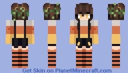 Halloween? Minecraft Skin
