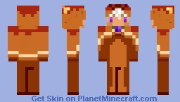 ✰ pancake cookie ✰ Minecraft Skin