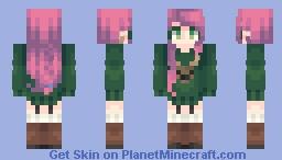 `Request` Forest Deer Minecraft Skin