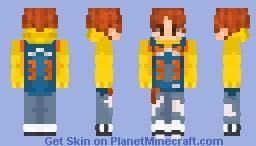 Jhope DNA (REMAKE) Minecraft Skin
