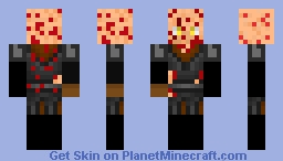 Burnt Anakin Skywalker Minecraft Skin