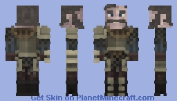 Brass Knight Minecraft Skin